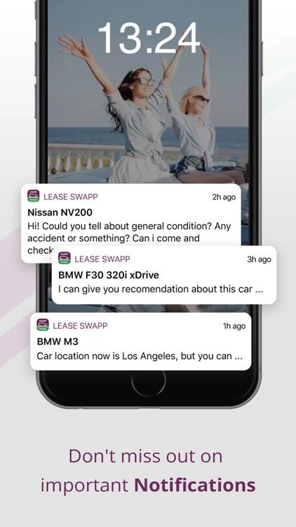 Lease SwApp screenshot-3