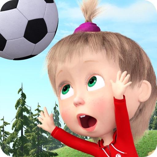 Маша и Медведь: Футбол Игры
