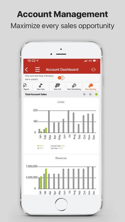 Rip Curl Sales Rep App screenshot-4