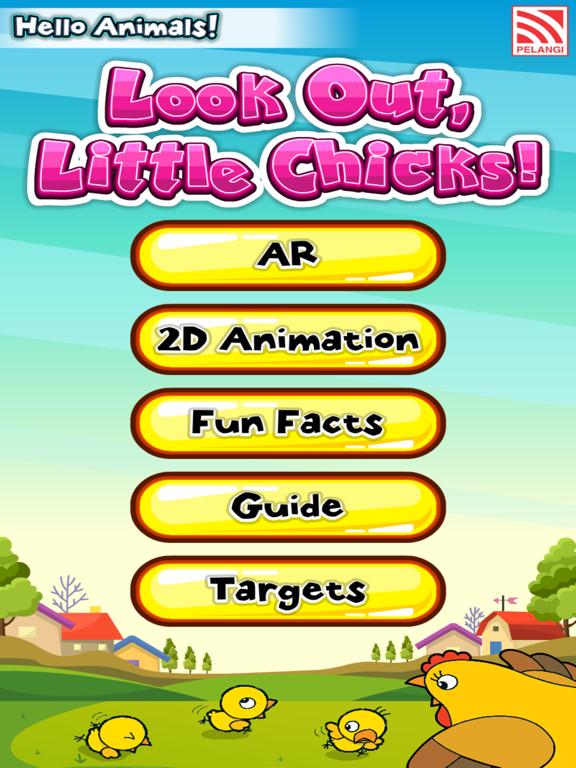 Look Out Little Chicks AR screenshot 6