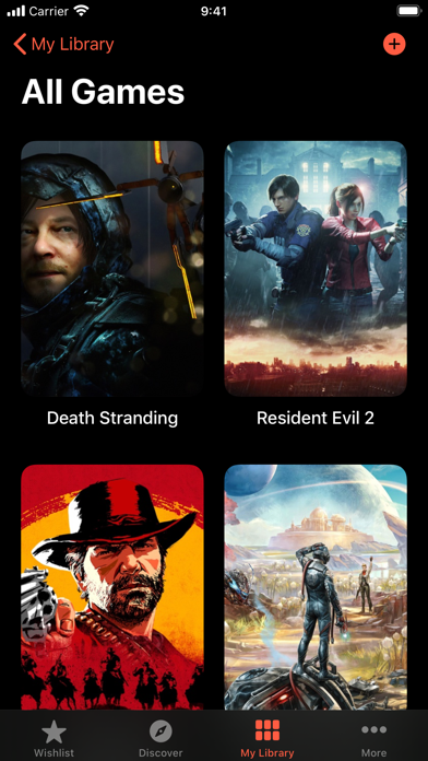 Games by appstories screenshot #2