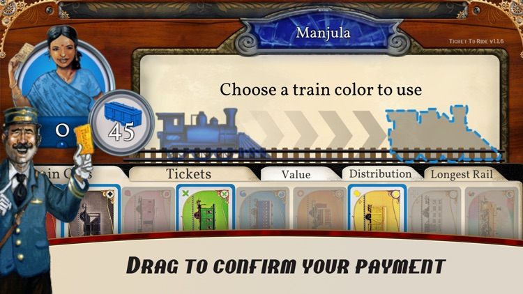 Ticket To Ride - PlayTable
