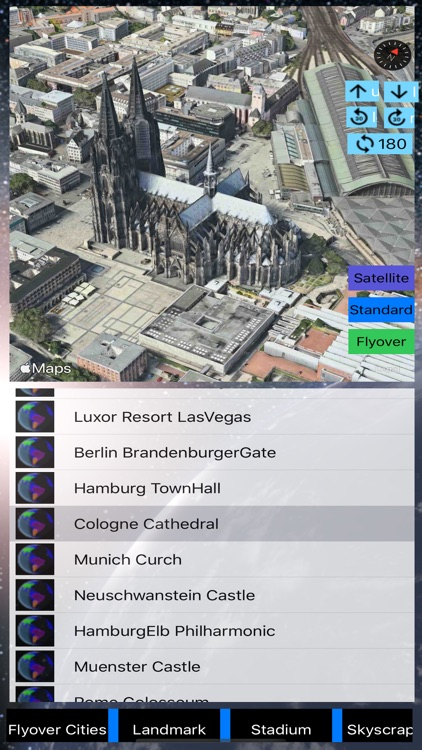 3D Cities and Places screenshot-7