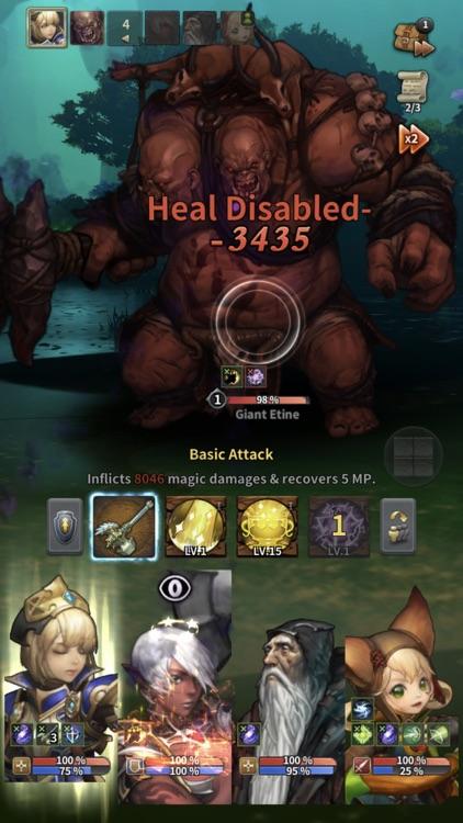Chromatic Souls screenshot-8