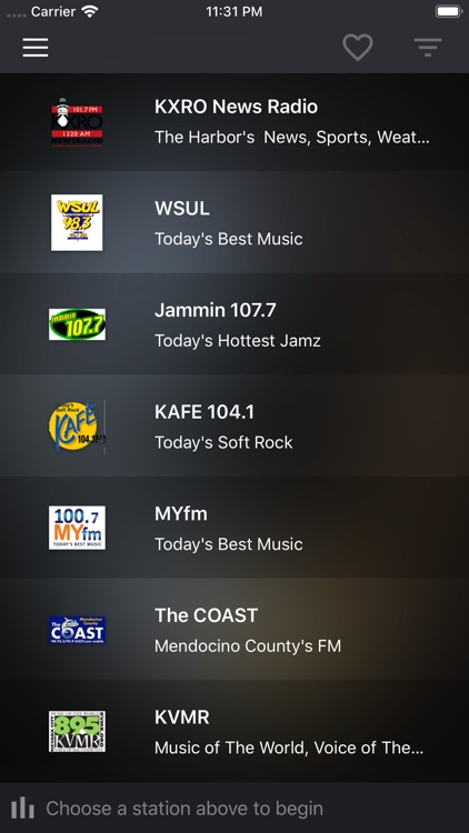 Radio Panda - radio app tuner screenshot-0