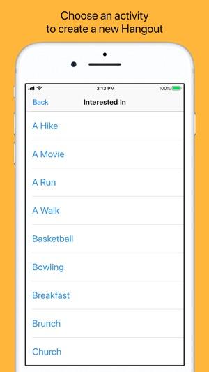 HANG LOCAL: Meet & Hangout App on the App Store