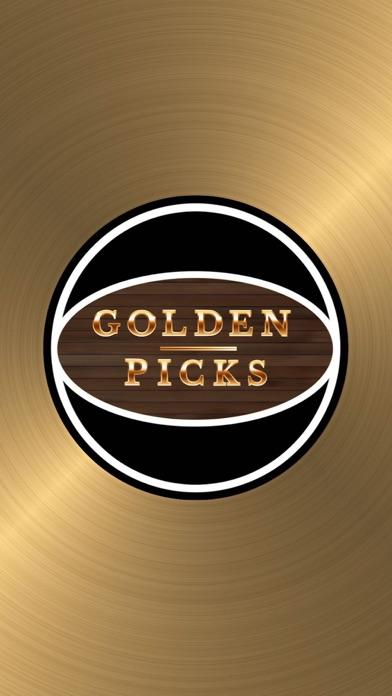 Golden Picks Screenshot