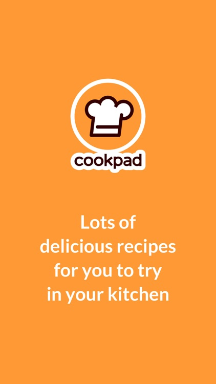 Cookpad - Recipe Sharing screenshot-0
