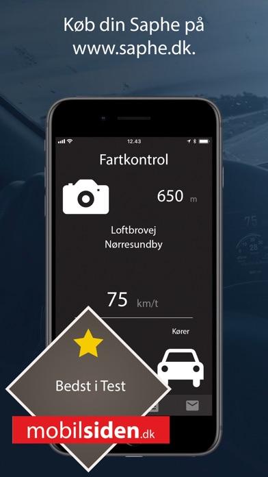 Screenshot for Saphe Link in Denmark App Store