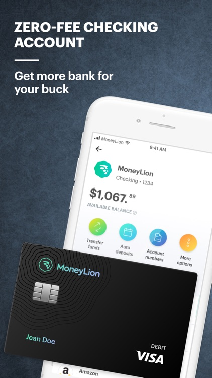 MoneyLion: Mobile Banking screenshot-0