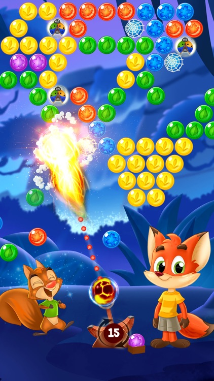 Bubble Friends - Bubble Pop screenshot-5