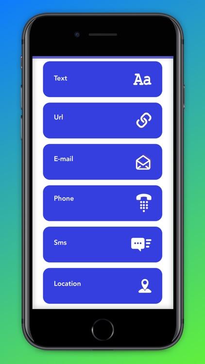 Qr Code - Reader & Scanner screenshot-3