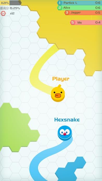 Hexsnake.io-最新のマルチプレイヤーPKゲームのおすすめ画像1