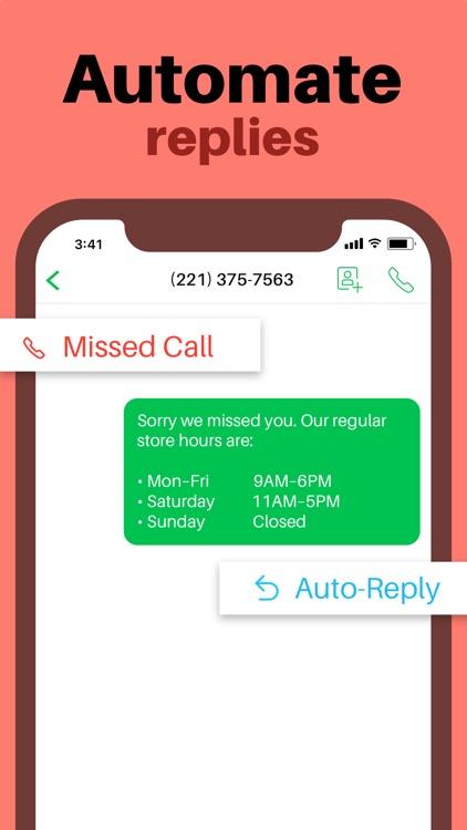 Sideline Business Phone Number screenshot-6