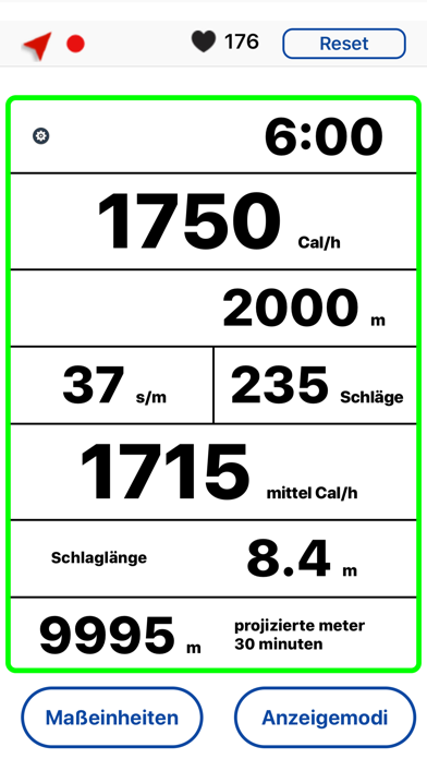Rowing Coach 4.0Screenshot von 7