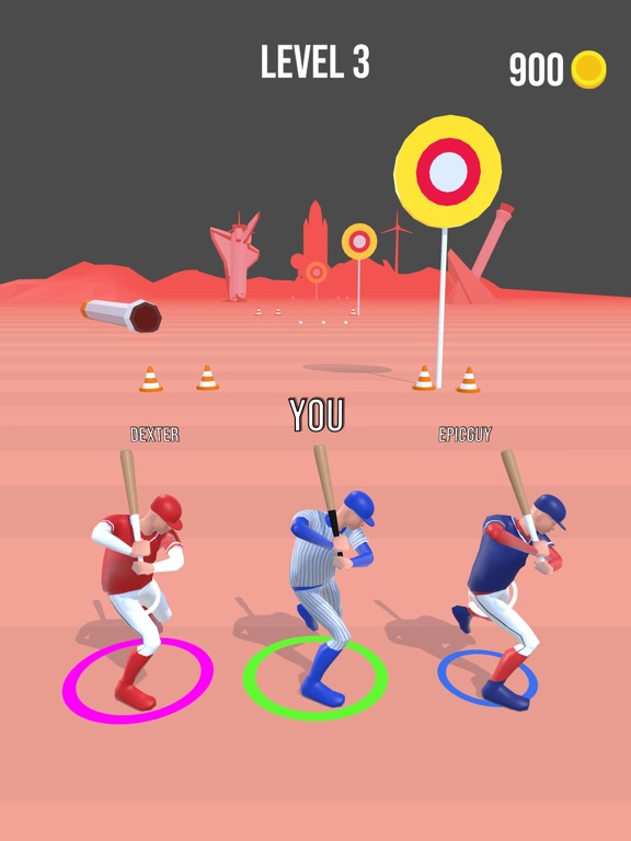 Baseball Race screenshot 9