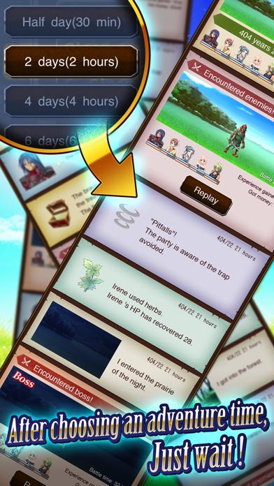 RPG Vanitas screenshot two