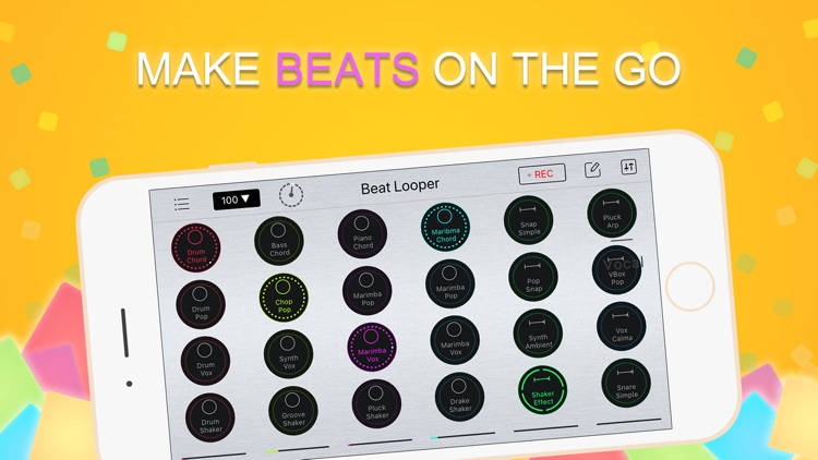 Beat Looper-Beat Maker Machine
