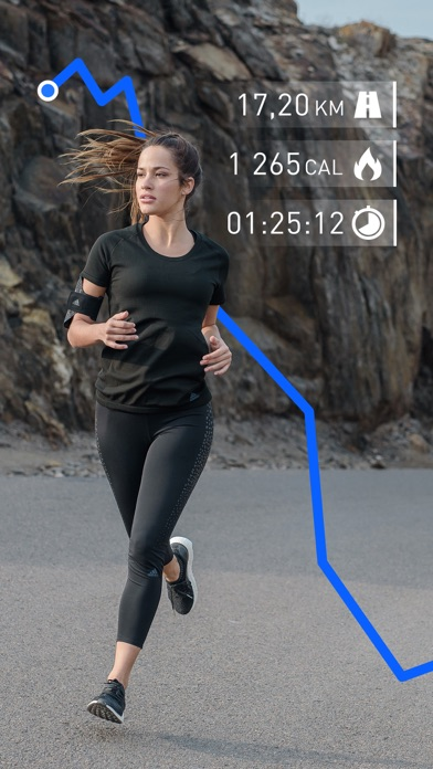 Runtastic Course et Fitness
