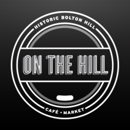 On The Hill Cafe icon