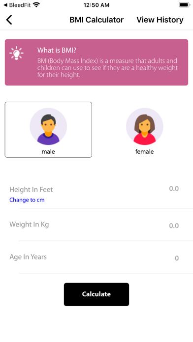 ST Fitness screenshot 1