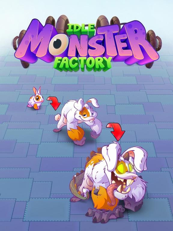 Idle Monster Factory screenshot 6
