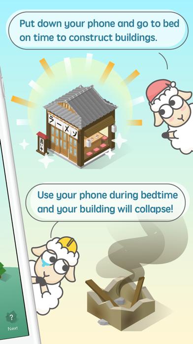 SleepTown: Build healthy sleep habits Screenshot 3