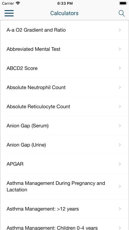 Cancer Therapy Advisor screenshot-4
