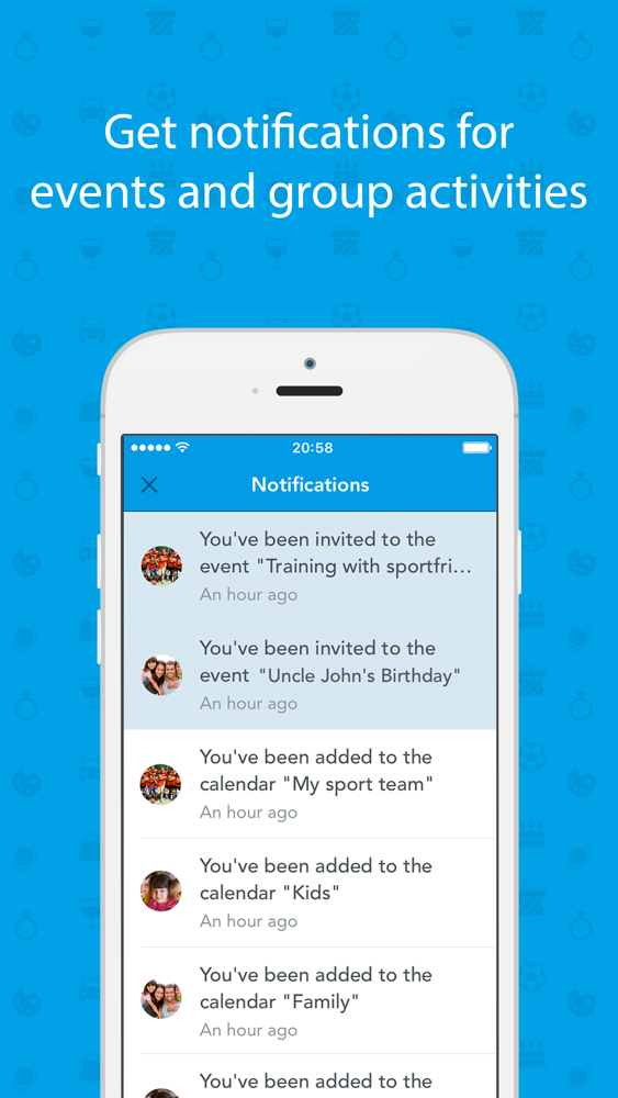 Free Shared Calendar.Dayhaps Shared Calendar App For Iphone Free Download Dayhaps