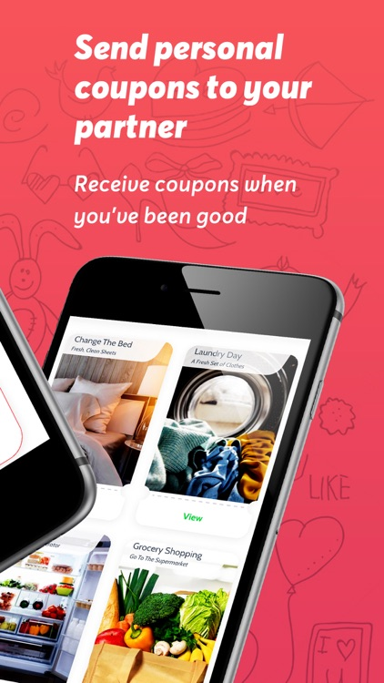 Couple Coupons: The Love App