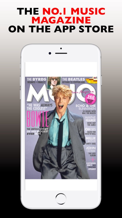 Mojo: The Music Magazine screenshot-0