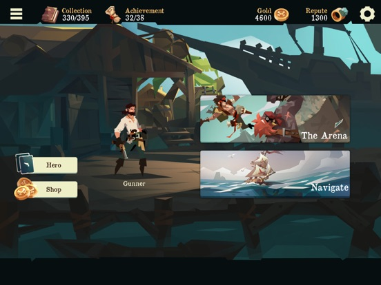 Pirates Outlaws IPA Cracked for iOS Free Download