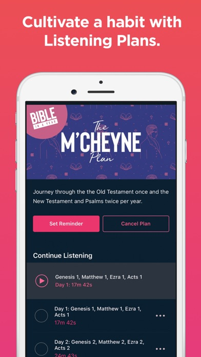 messages.download Dwell: Audio Bible software