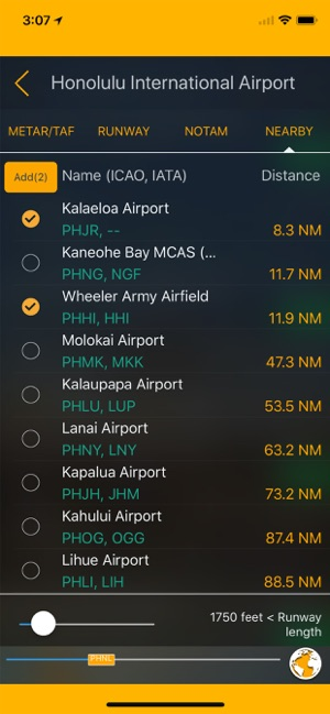 Aviation Weather Route Planner on the App Store