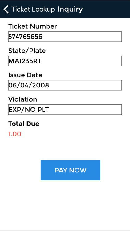 Boston PayTix screenshot-1