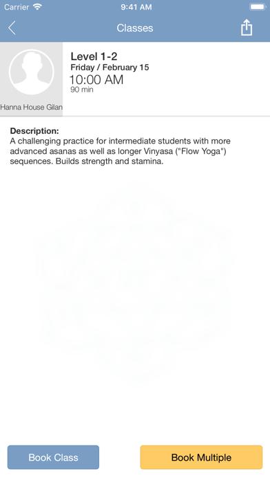 Yoga House screenshot four