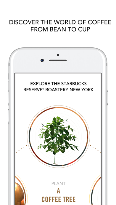 Starbucks Reserve New York screenshot 1