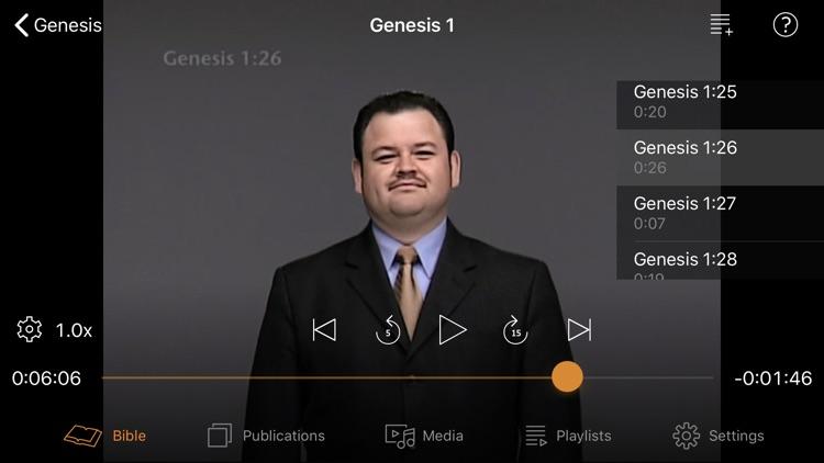 JW Library Sign Language screenshot-4
