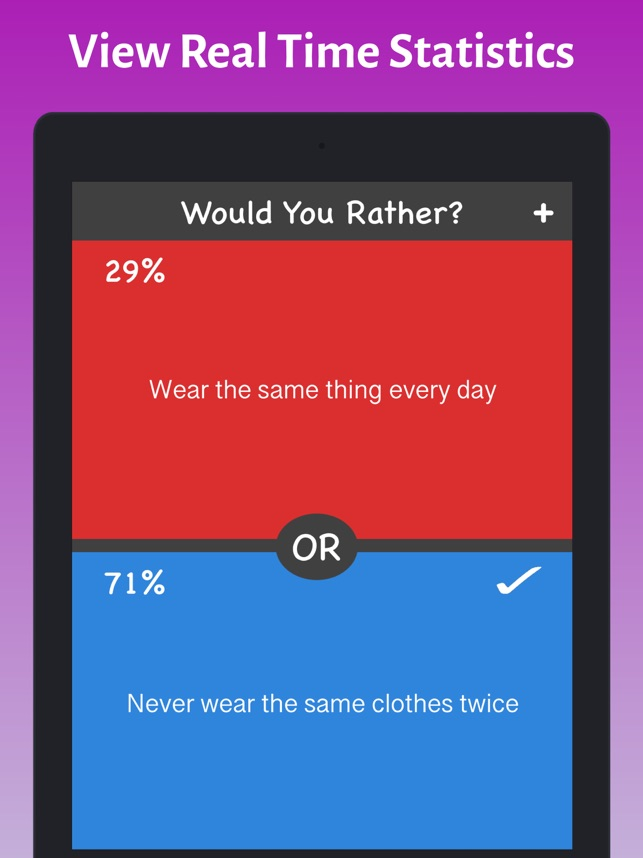 would you rather dirty