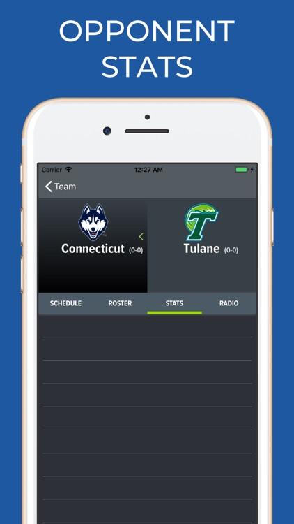 Tulane Football Schedules screenshot-7