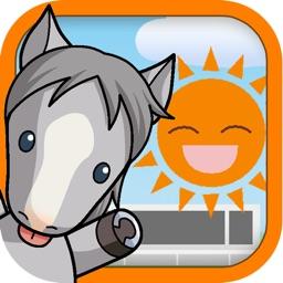 だれうま天気 競馬場の天気予報 中央競馬レース予想 By Izumipj Apps