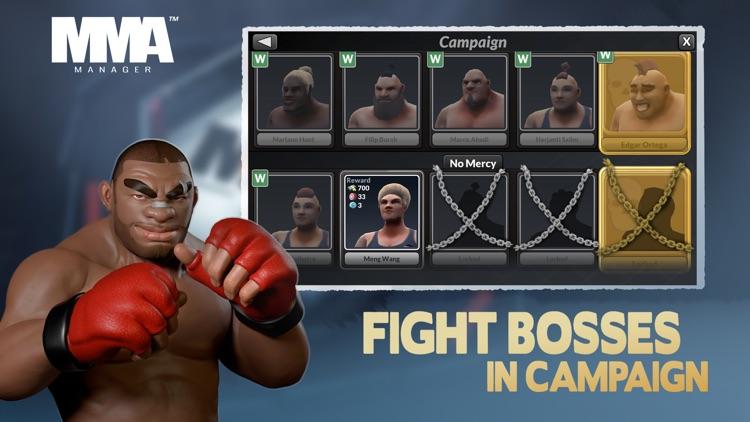 MMA Manager 2021 screenshot-3