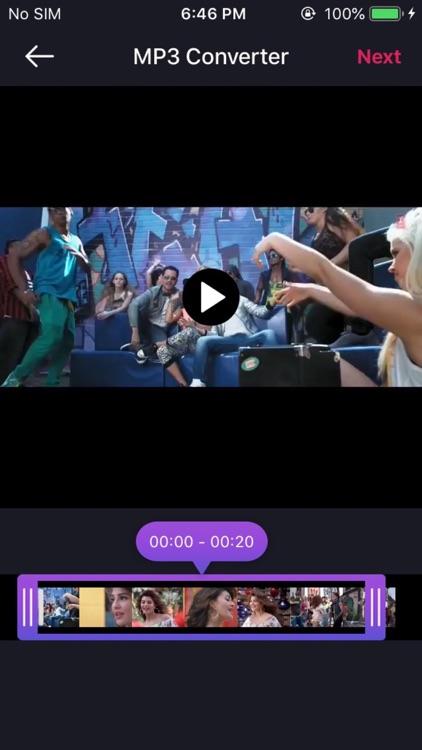 Video to MP3 - MP3 Converter screenshot-3