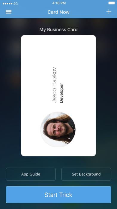 Card Now - Magic Businessのおすすめ画像1