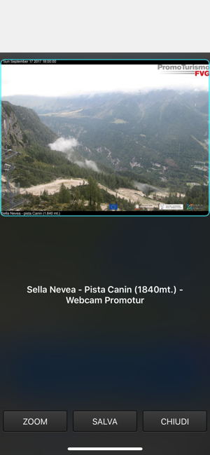 ‎METEO FVG Screenshot