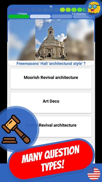 FREEMASONRY & RITUAL Quiz screenshot-9
