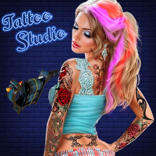 Ink Tattoo Maker Games