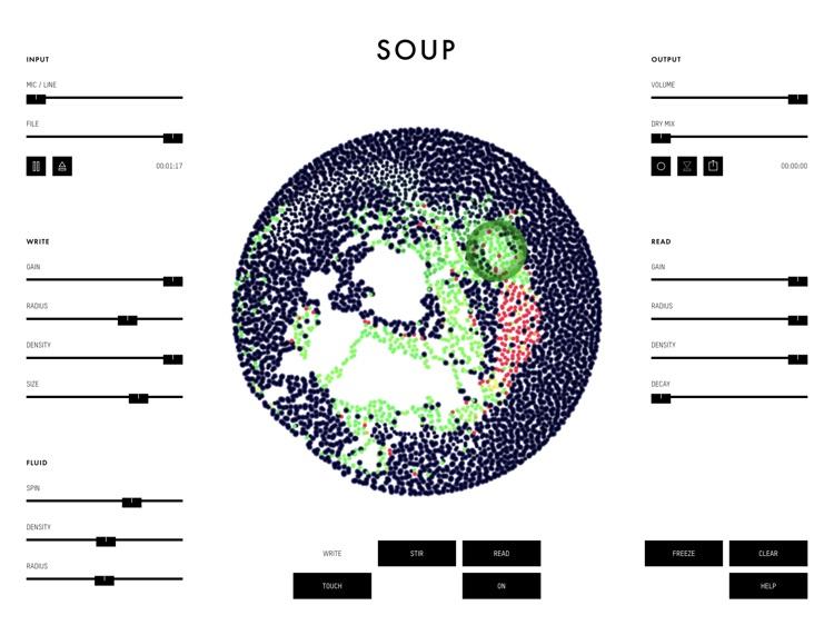 Soup Granular
