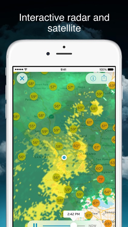 Weather Underground screenshot-2