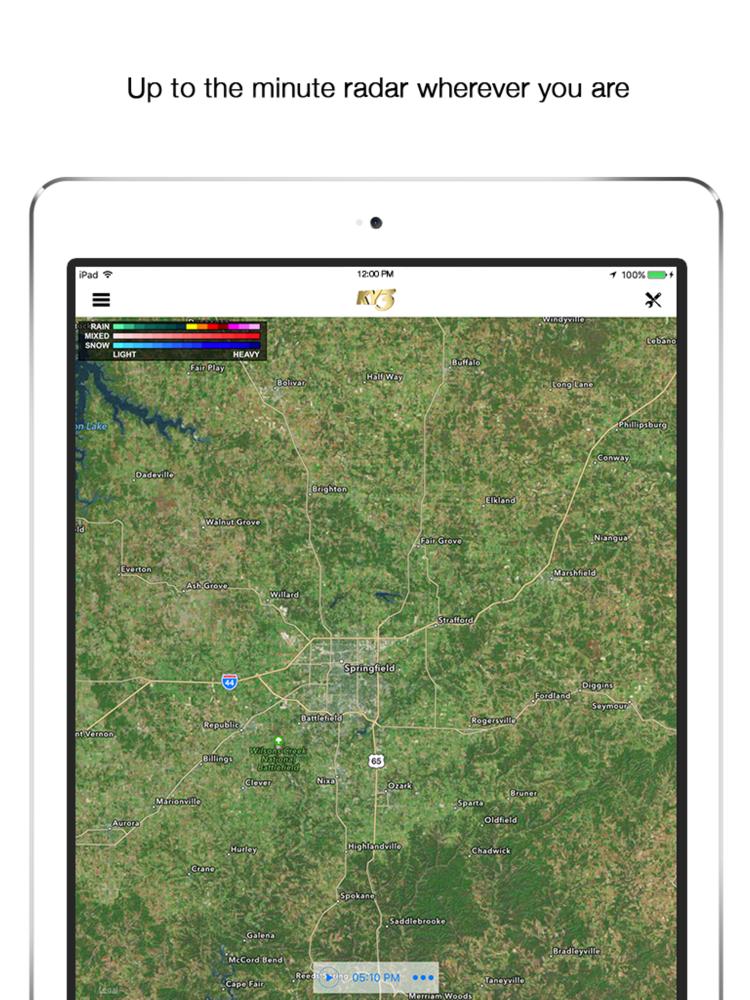 KY3 News V3 App for iPhone - Free Download KY3 News V3 for